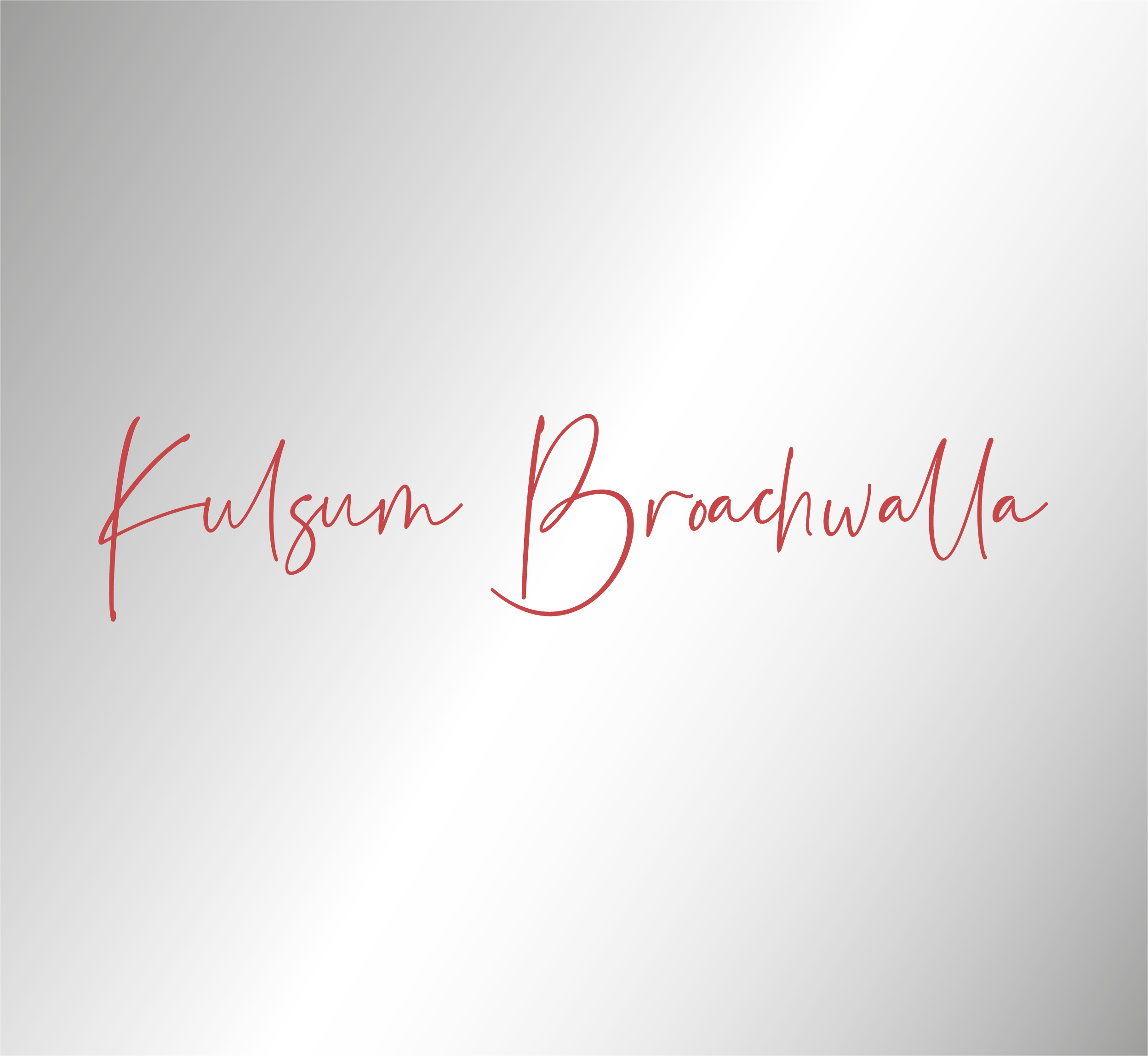 PA Todd Signatures (RED) Kulsum Broachwalla