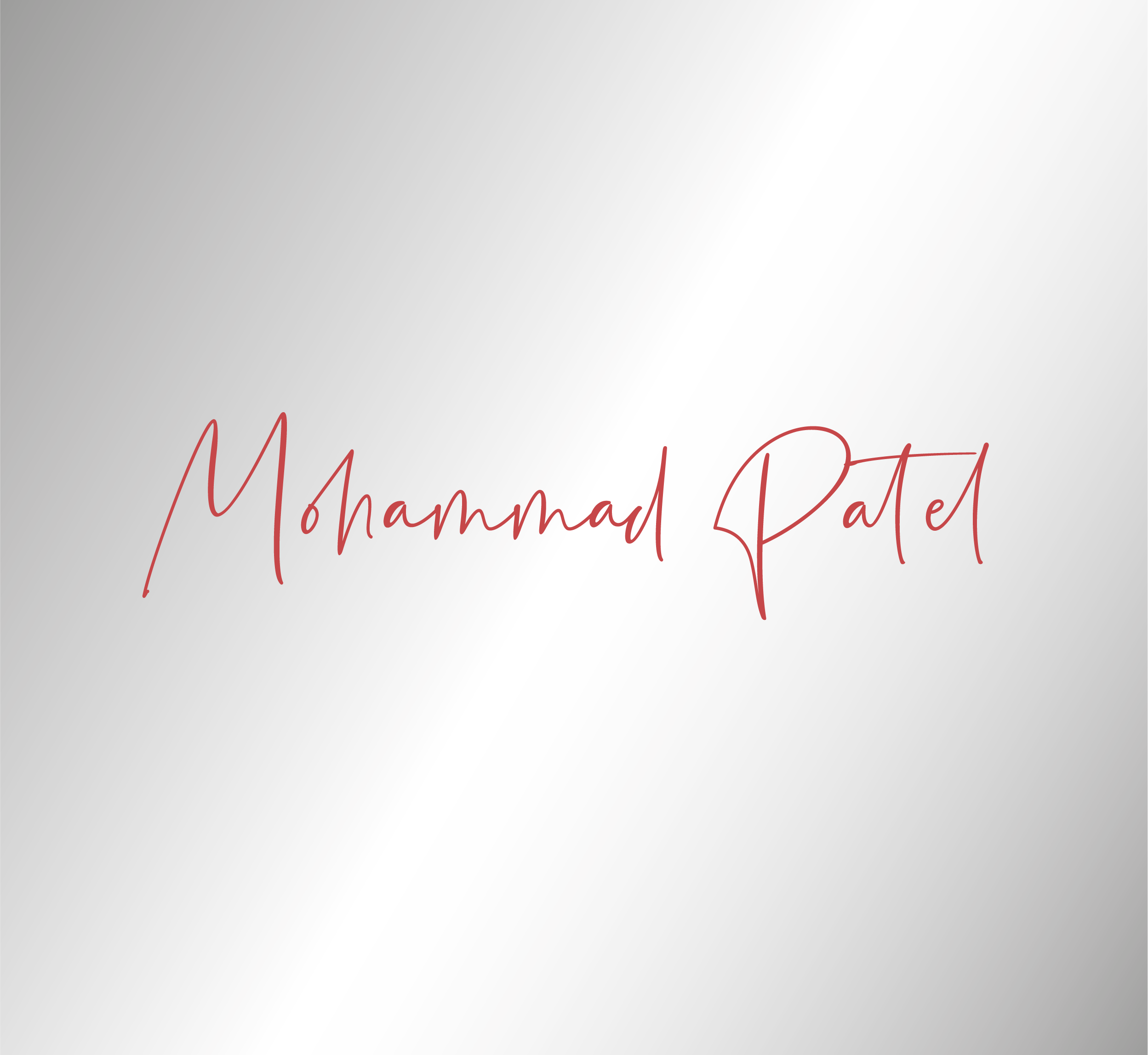 PA Todd Signatures (RED) Mohammad Patel